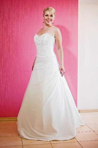 Свадебные Платья От 48 Размера